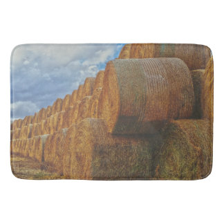 Afternoon Stack Bath Mat Western Ranch Life