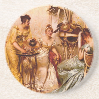Afternoon Tea Drink Coaster