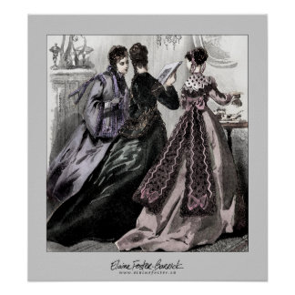 Afternoon Tea - Print