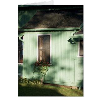 Afternoon Windowbox Card