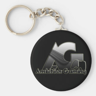 Ag Keychain