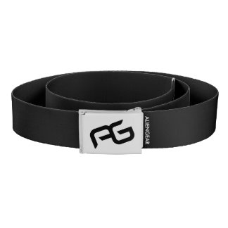AG Sliver Minimal Series Belt