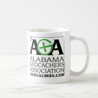 AGA Alabama Geocachers Association mug