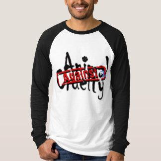 Against Animal Cruelty Long Sleeve T Shirt