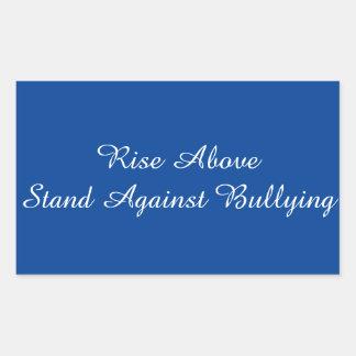 Against Bullying Sticker