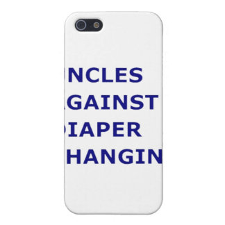 Against Diaper Changing iPhone 5 Covers