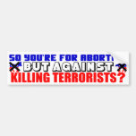 Against Killing Terrorists?