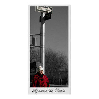 Against the Grain Poster