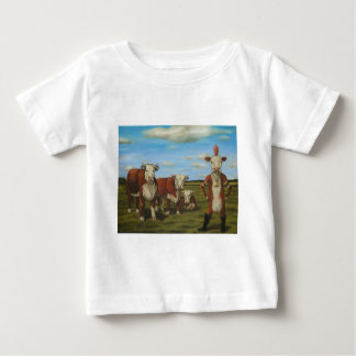 Against The Herd Baby T-Shirt