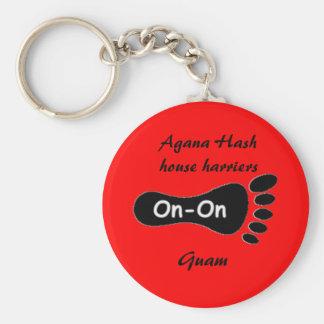 Agana Hash house harriers, Guam Key Ring
