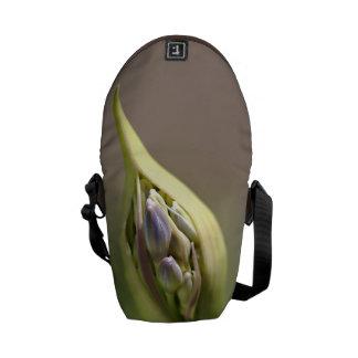 Agapanthus Bud Bag Messenger Bag