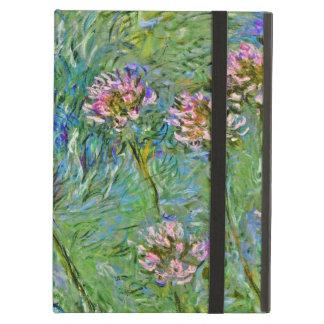 Agapanthus, Claude Monet Impressionism Case For iPad Air