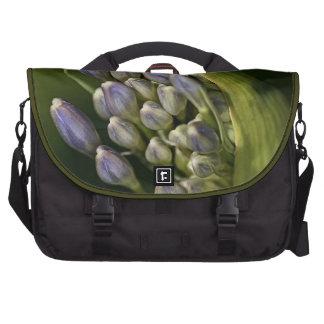 Agapanthus Flower Bud Rickshaw Commuter Bag
