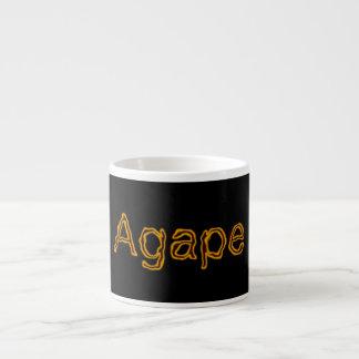 Agape Espresso Mug