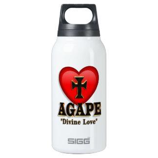 Agape heart symbol for God's divine love