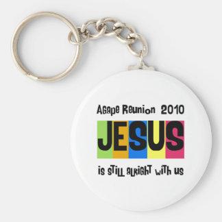 Agape Key Chain