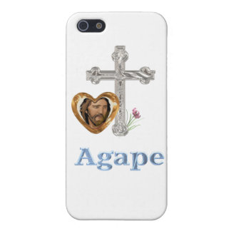 Agape Love Christian gifts iPhone 5/5S Cover