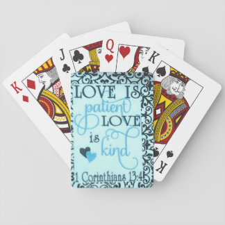 Agape Love Playing Cards