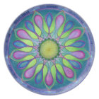 Agape Mandala Art Plate/ Revised Plate