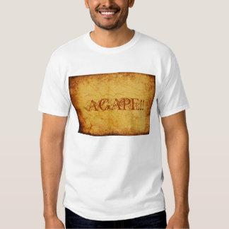 AGAPE!!... RELIGIOUS SHIRT