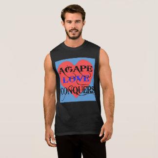 Agape Sleeveless Shirt