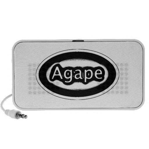 agape PC speakers