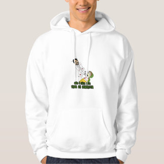 "Agasalho ""is not Easy"" Life of Dentist Hoodie"
