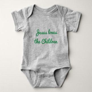 Agata's design baby bodysuit