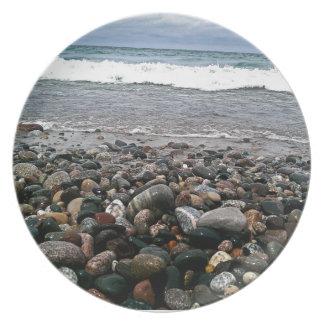 Agate beach 1 plate