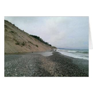 Agate beach 2 card
