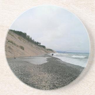 Agate beach 2 coaster