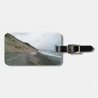 Agate beach 2 luggage tag