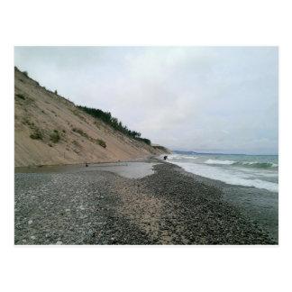 Agate beach 2 postcard