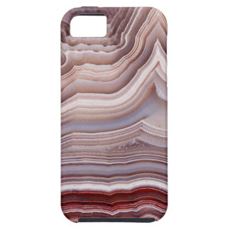 Agate crystal iPhone 5 cover