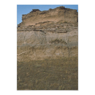 agate fossil beds national park rock mound personalized invitations