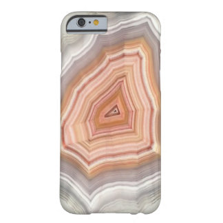 Agate Orange iPhone 6/6S Barely There Case