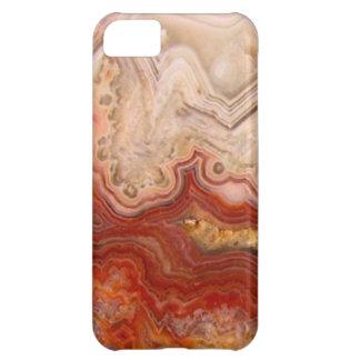 """""""Agate Phone Case"""" iPhone 5C Case"""