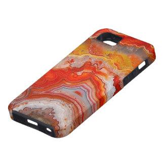 """""""Agate Phone Case"""" Tough iPhone 5 Case"""