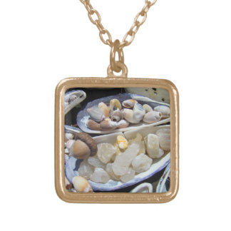 Agates necklace Rock Hounds Beach Combers gifts