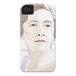 Agatha Christie iPhone 4 Cover