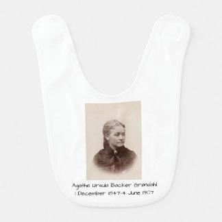 Agathe Ursula Backer Grondahl Bib