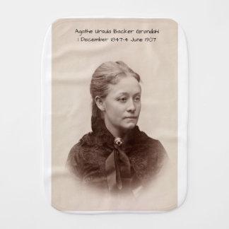 Agathe Ursula Backer Grondahl Burp Cloth