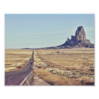 Agathla Peak Print, Arizona Photo Print