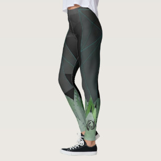 Agave Legging by Laura Eubanks
