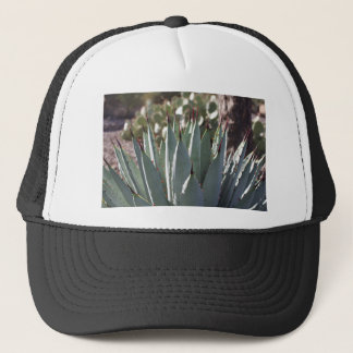 Agave Spikes Trucker Hat