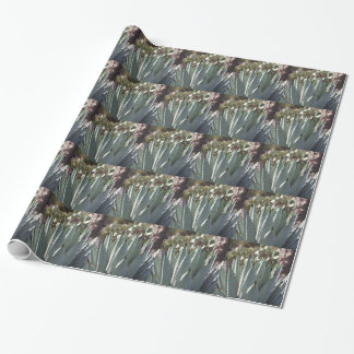 Agave Spikes Wrapping Paper