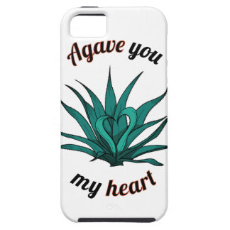 agave you my heart iPhone 5 covers