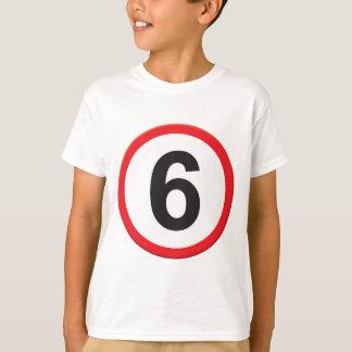 Age 6 T-Shirt