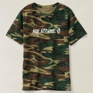 Age Apparel Camo Shirt