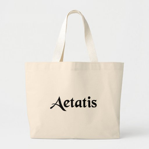 Age Canvas Bags